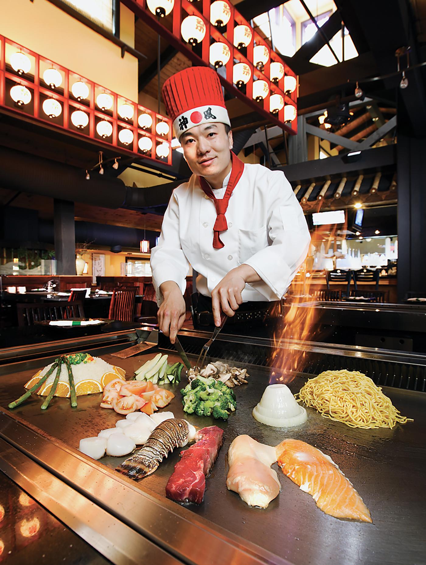 Travelers who viewed Samurai Japanese Restaurant also viewed