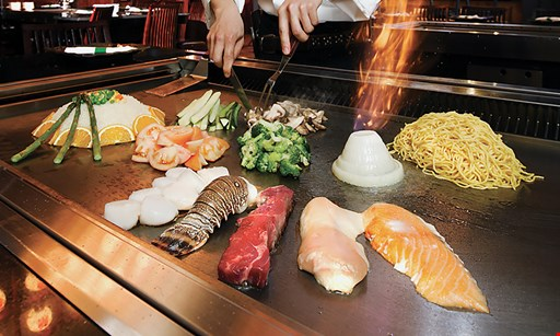 Product image for Hana Japanese Steak House and Sushi Bar $15 For $30 Worth Of Japanese Dinner Dining
