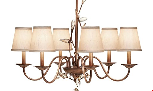 Product image for Curtis Lumber $50 For $100 Toward Lighting Fixtures