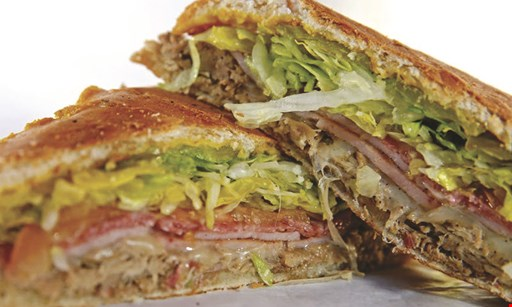 Product image for Brocato's Sandwich Shop $10 For $20 Worth Of Casual Dining