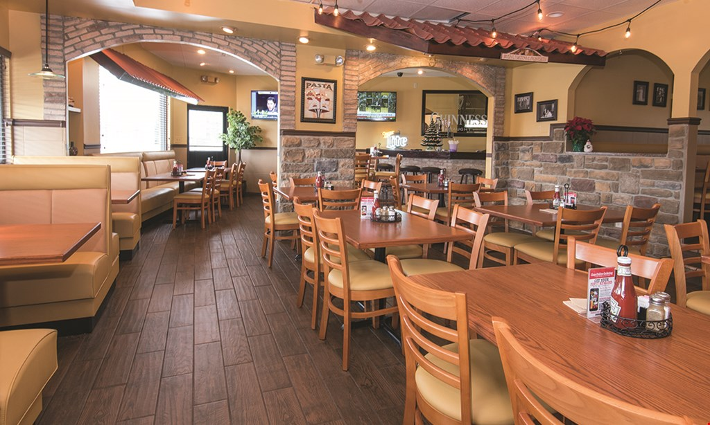 Product image for Feasta Italian Kitchen & Pizzeria $12.50 For $25 Worth Of Casual Italian Dining
