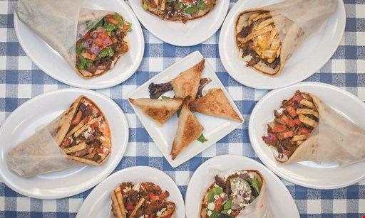 Product image for Souvlaki Boys $10 For $20 Worth Of Real Greek Street Fare (Also Valid On Take-Out W/ Min. Purchase Of $30)