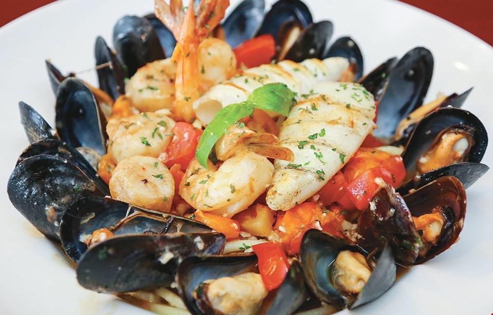 Product image for Rebeka Fresh Pasta Restaurant $10 For $20 Worth Of Italian Dining