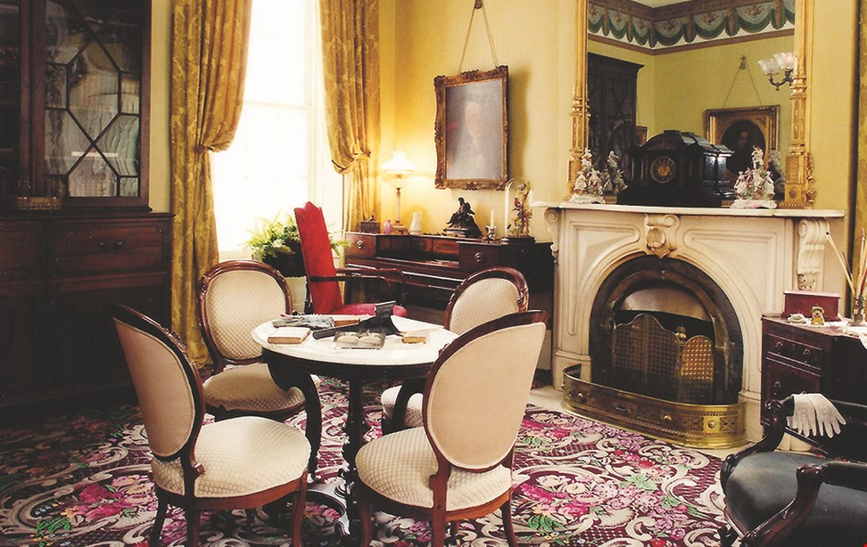 Product image for Kelton House Museum & Garden $12 For A Tour For Up To 4 People (Reg. $24)