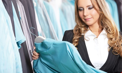 Product image for Lighthouse Dry Cleaners $15 For $30 Toward Dry Cleaning Services
