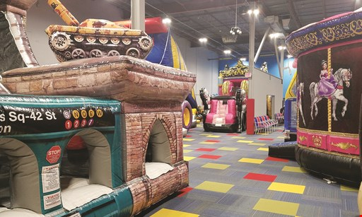Product image for Leap N' Laugh LLc. $28 For Admission For 4 Kids (Reg. $56)