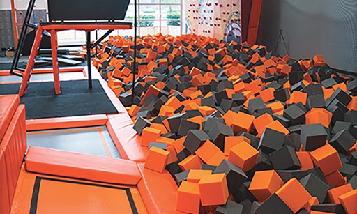 Product image for Big Air Trampoline Park $23 For 2 Jumpers For 2 Hours (Reg. $46)