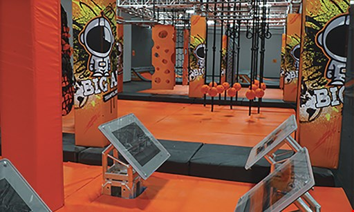 Product image for Big Air Trampoline Park $24 For 2 Jumpers For 2 Hours (Reg. $48)