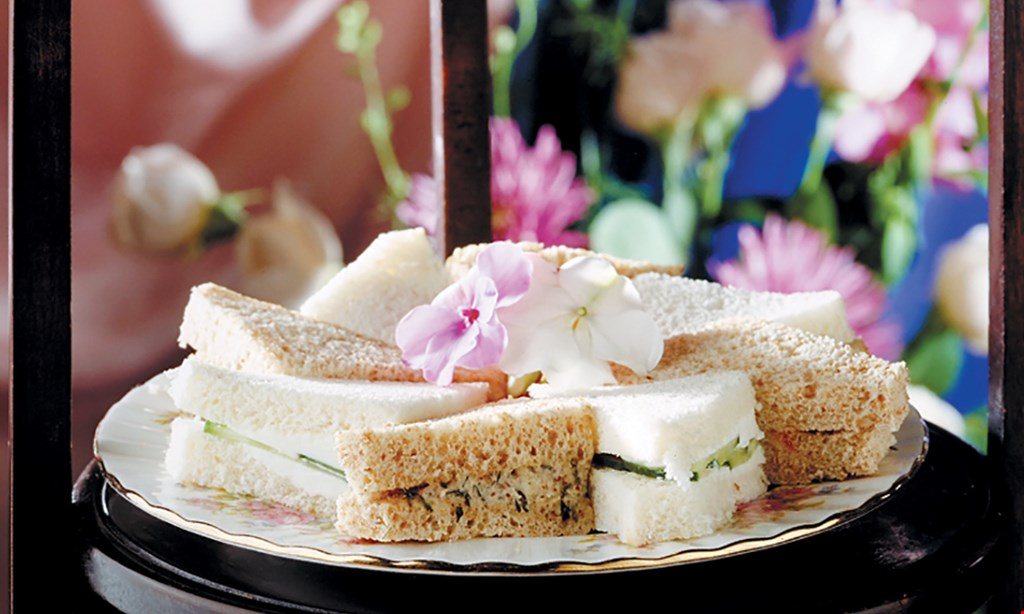 Product image for The Grand Tea Room $15 For $30 Worth Of Tea, Sandwiches, Pastries & More