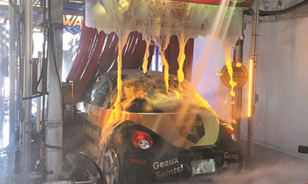 Product image for Soft Touch Car Wash $20 For 4 Ultimate Car Washes (Reg. $40)