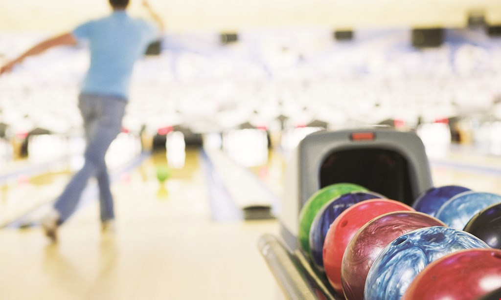 Product image for Clearview Lanes $15 For $30 Toward Bowling Or Glow Bowling