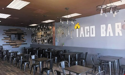 Product image for Taco Bar $10 For $20 Worth Of Mexican Cuisine