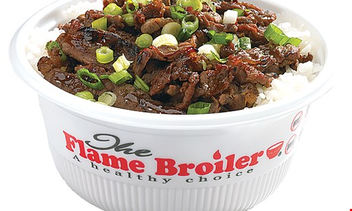 Product image for Flame Broiler $10 For $20 Worth Of Casual Dining