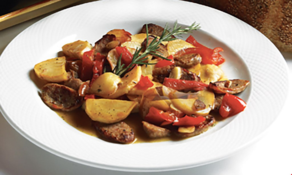 Product image for Louie & Johnnie's Regional Italian Cuisine $20 For $40 Worth Of Casual Italian Dinner Dining