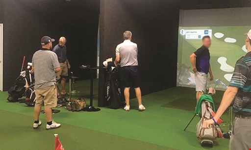 Product image for York Indoor Golf & Training Center $40 For A 2-Hour Play Or Practice Golf Session On The Simulator (Reg. $80)
