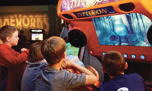 Product image for GameWorks $10 For A 3-Hour Video Game Card (Reg. $20)