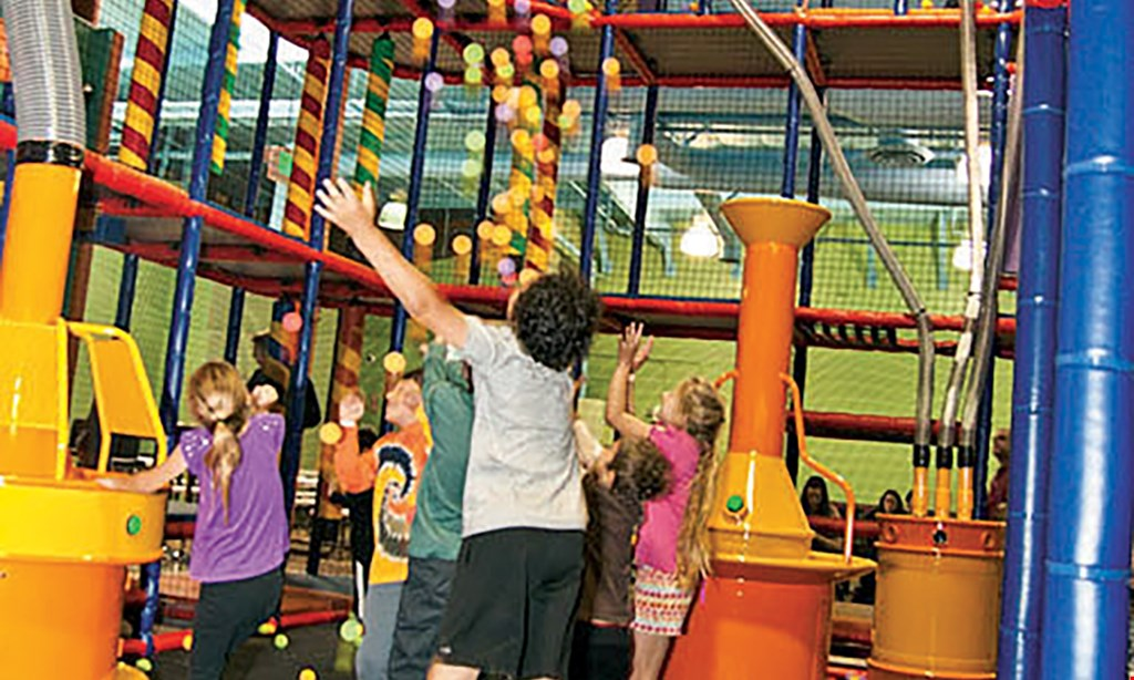 Product image for KIDS WORLD $20 For 2 Admissions & 2-$10 Game Cards (Reg. $40)