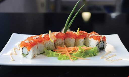 Product image for Sapporo Hibachi Steak House & Sushi Bar $15 For $30 Worth Of Sushi, Hibachi & More (Also Valid On Takeout W/ Min. Purchase Of $45)