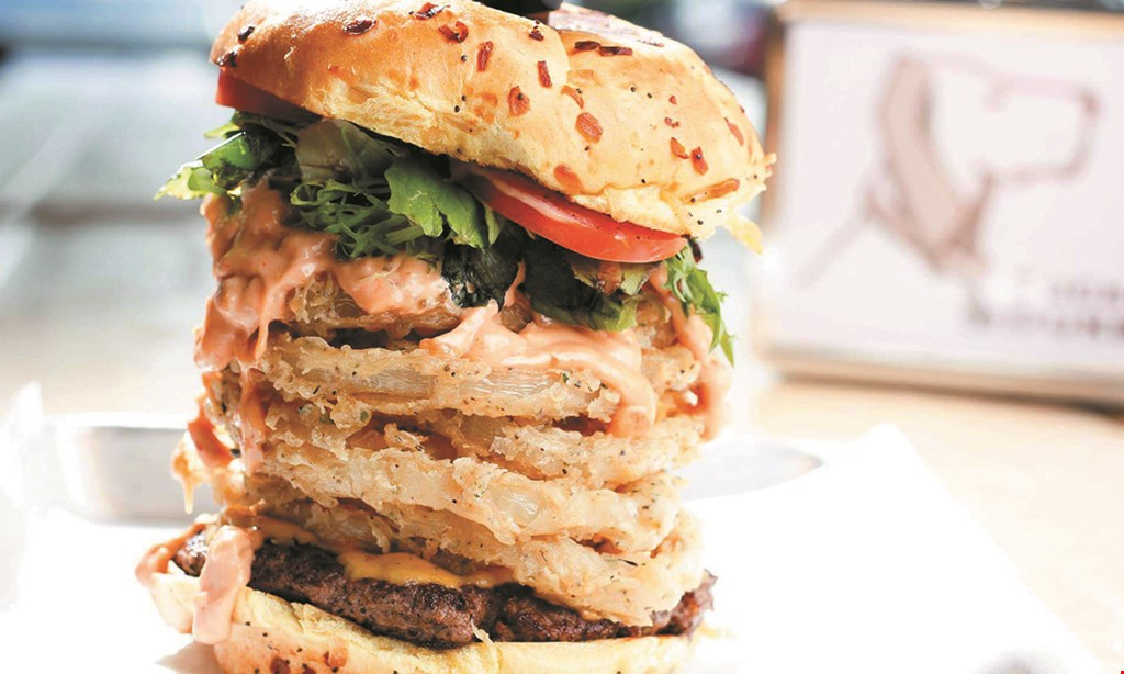 Product image for Tucker Duke's Lunchbox $15 For $30 Worth Of Burgers, Salads & More
