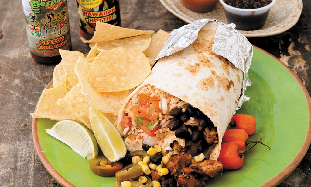 Product image for Gezzo's Surf & Grille $12.50 For $25 Worth Of Mexican Cuisine