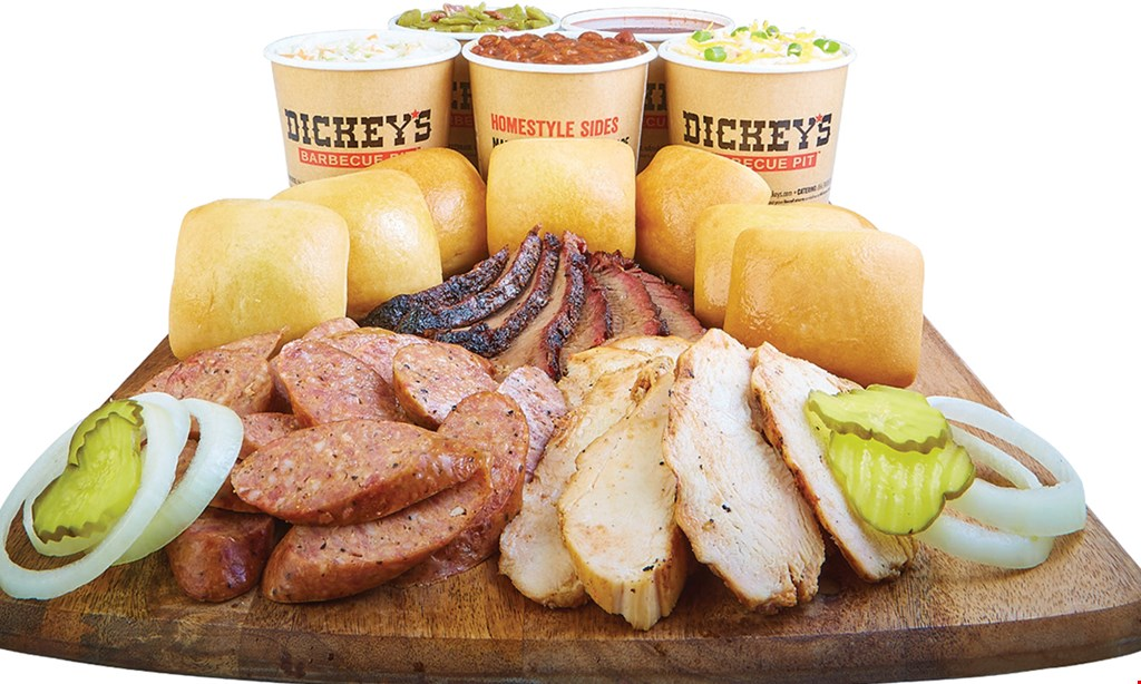 Product image for Dickey's Barbecue Pit $10 For $20 Worth Of Barbecue Brisket, Pulled Pork & More