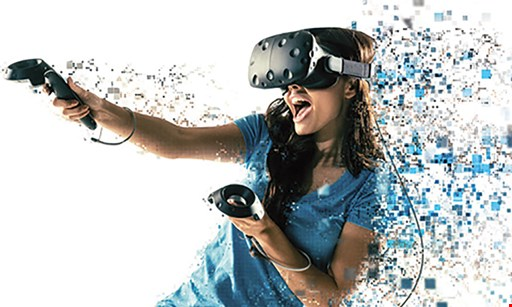 Product image for Holotech Virtual Reality Arcade $17.50 For 1-Hour Gaming Time For 1 Person (Reg. $35)