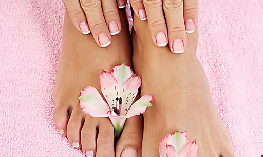 Product image for Liverpool Nails & Spa $25 For A Spa Pedicure (Reg. $50)