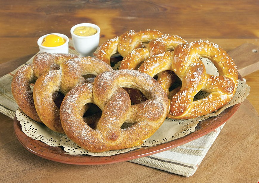Product image for Dutch Country Soft Pretzels $10 For $20 Worth Of Soft Pretzels & More