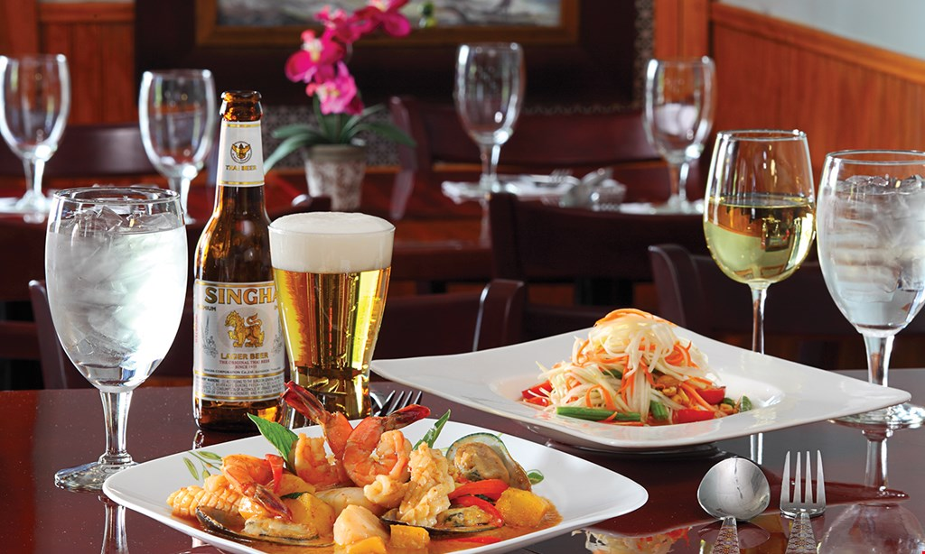 Product image for Sri Siam Thai Restaurant $15 For $30 Worth Of Thai Dinner Dining