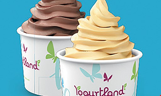 Product image for Yogurtland Baldwin Hills $10 For $20 Worth Of Frozen Yogurt