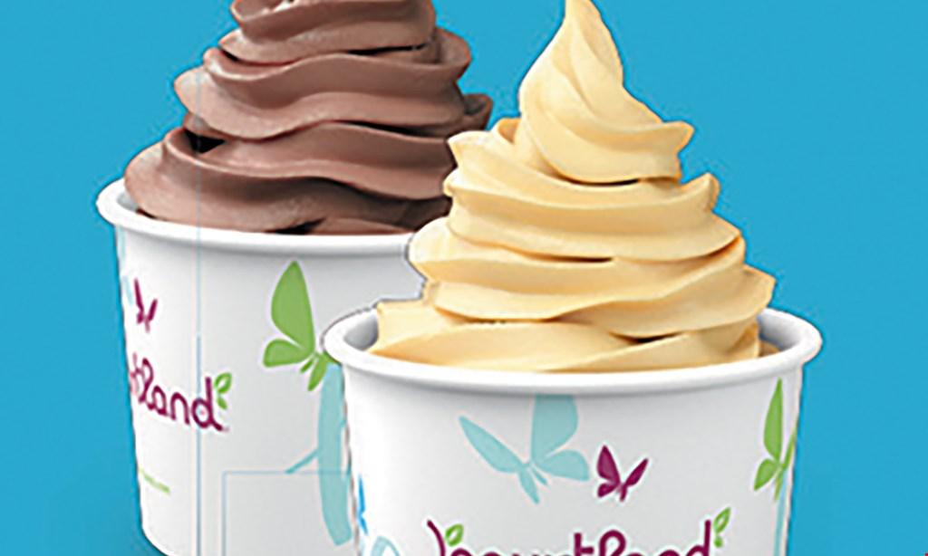 Product image for Yogurtland Inglewood $10 For $20 Worth Of Frozen Yogurt