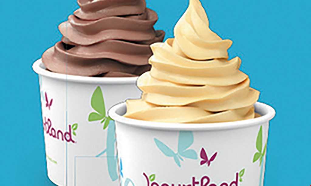 Product image for Yogurtland $10 For $20 Worth Of Frozen Yogurt