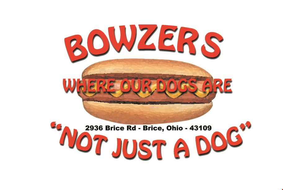 Product image for Bowzer's $10 For $20 Worth Of Casual Take-Out Dining