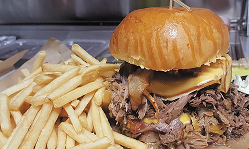 Product image for Smokestack BBQ $10 For $20 Worth Of BBQ