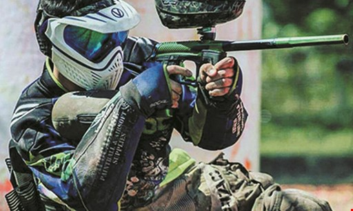 Product image for Apocalypse Paintball $40 For 2 Hours Admission, Gun, Goggles, Air & 200 Paintballs Each For 2 (Reg. $80)