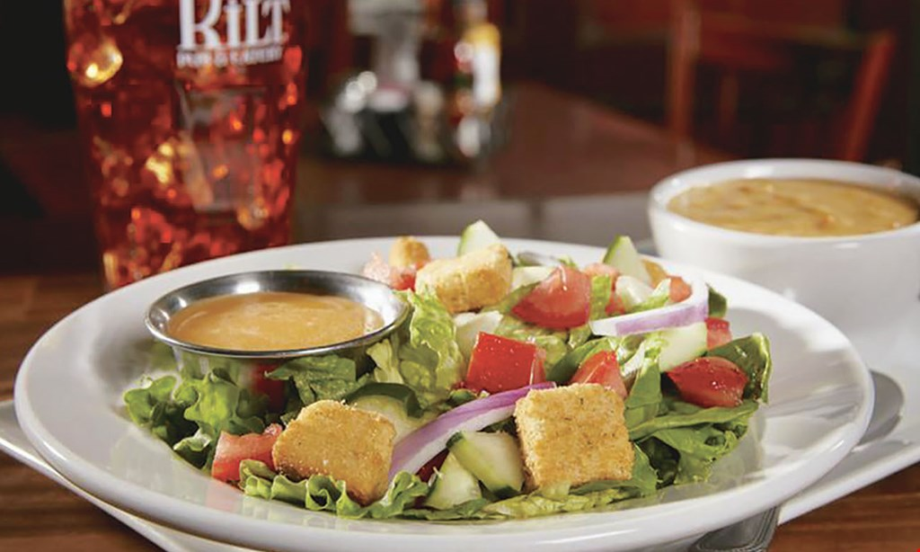Product image for Tilted Kilt $15 For $30 Worth Of Casual Dining