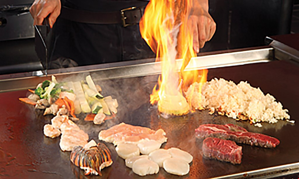 Product image for Mr. Fuji Sushi & Hibachi $15 For $30 Worth Of Dinner Dining