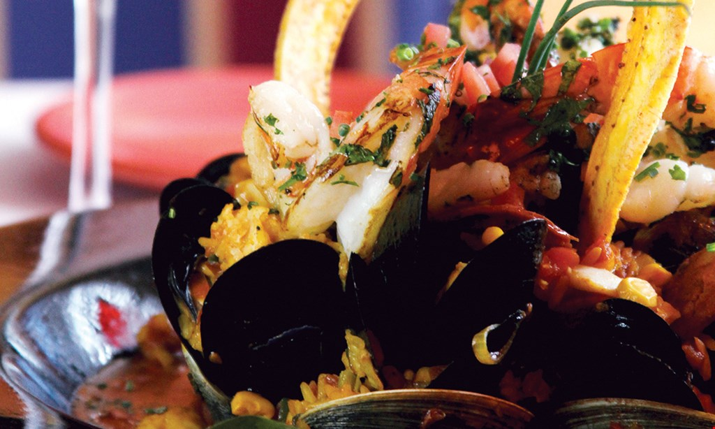 Product image for Ola Restaurant $25 For $50 Worth Of Latin Dinner Dining