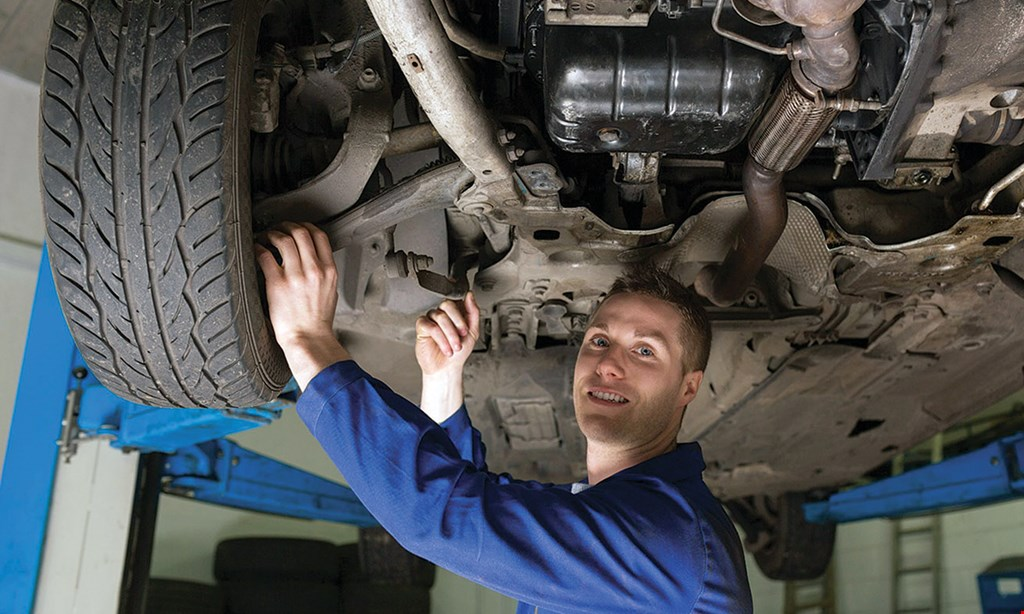 Product image for Powers' Auto Repair $25 For PA State Inspection, Emissions & Free Brake Inspection (Reg. $82)
