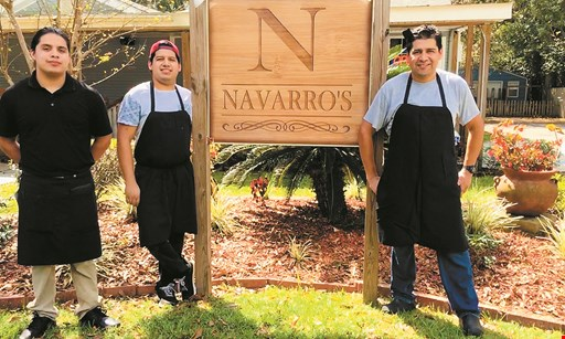 Product image for Navarro's $15 For $30 Worth Of Mexican Cuisine