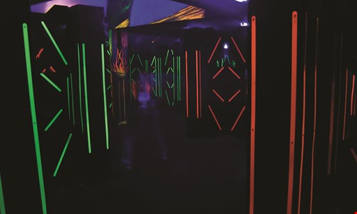 Product image for Ultrazone-The Ultimate Laser Adventure $15 For 1 Laser Tag VIP All Day Pass (Reg. $29.99)