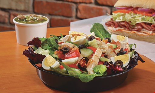 Product image for BROWN BAG SUB SHOPPE $10 For $20 Worth Of Gourmet Deli Purchases