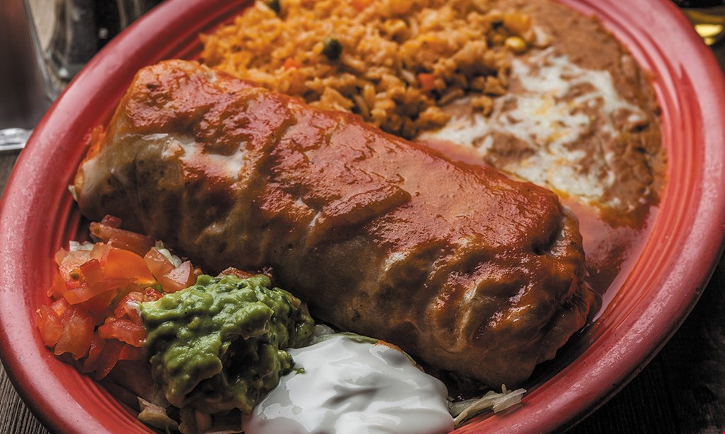 Product image for Los Tres Amigos $15 For $30 Worth Of Mexican Cuisine