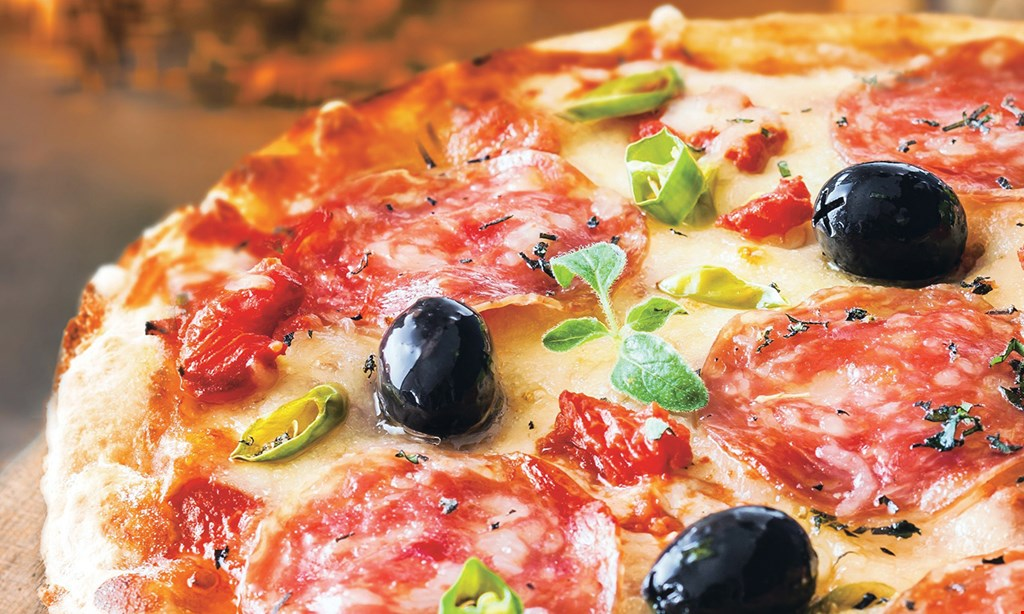 Product image for Esposito's Fired Up New York & Coal Fired Pizza $12.50 For $25 Worth Of Casual Dining