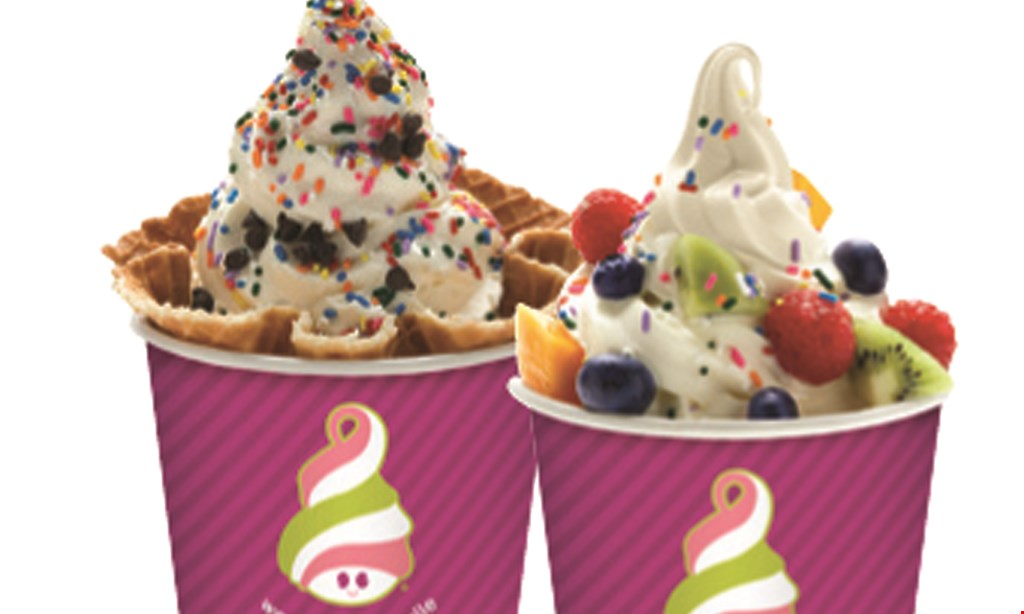 Product image for Menchie's $10 For $20 Worth Of Frozen Yogurt