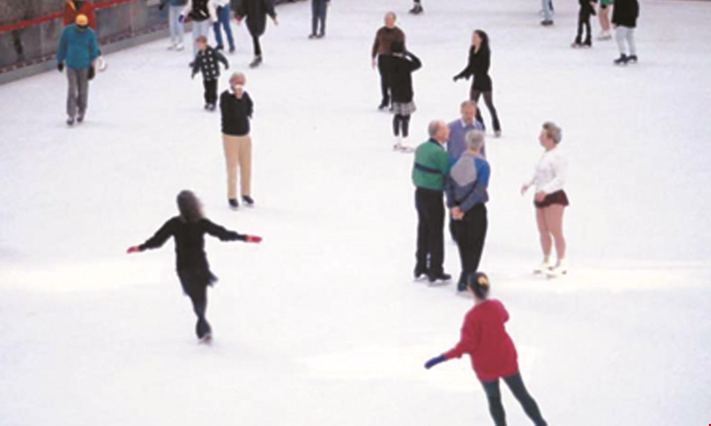 Product image for Northland Ice Center $20 For 4 Adult Admissions (Reg. $40)