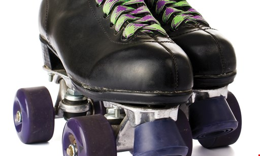 Product image for High Rollers Family Fun Center $20 For Open Skate For Up To 5, Includes Regular Skate Rentals (Reg. $40)