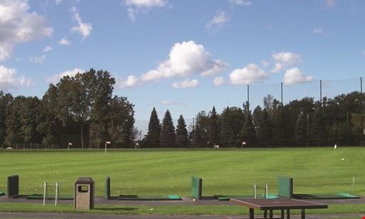 Product image for Big Oak Driving Range & Golf Shop $13 For 2 Large Buckets Of Driving Range Balls (Reg. $26)