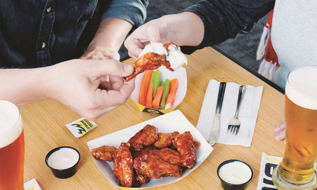 Product image for Buffalo Wild Wings $15 For $30 Worth Of Casual Dining