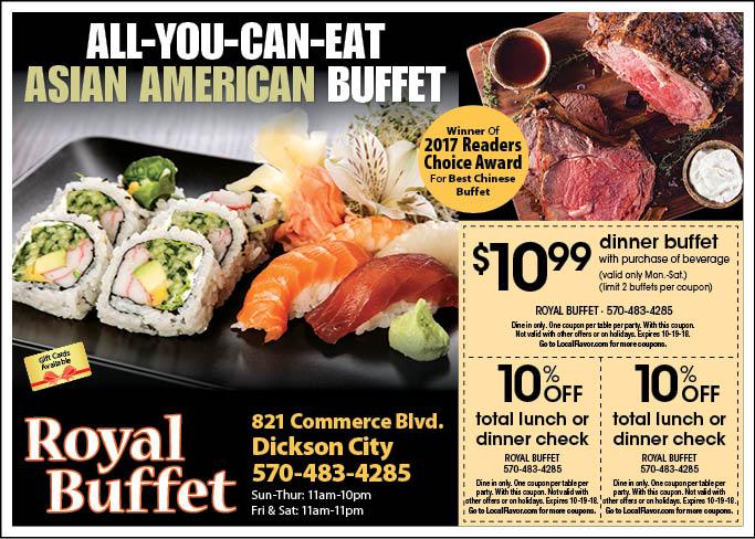 localflavor com royal buffet coupons rh localflavor com Red Wind Casino Buffet Coupons Golden Corral Buffet Coupons